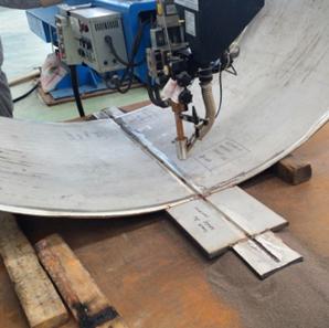 埋弧焊直缝焊接