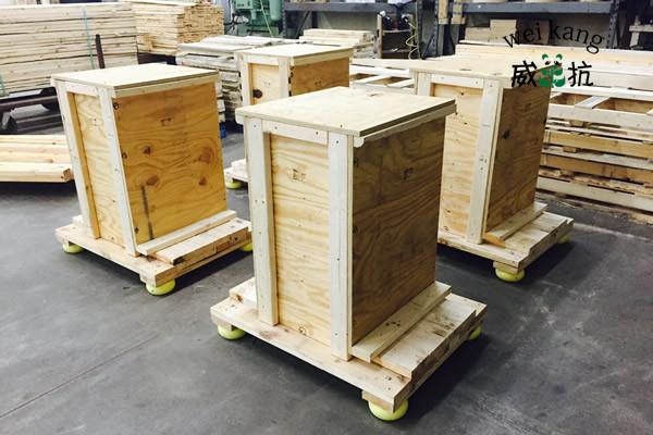 定制木包裝箱價格