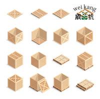 木包裝箱供應廠家