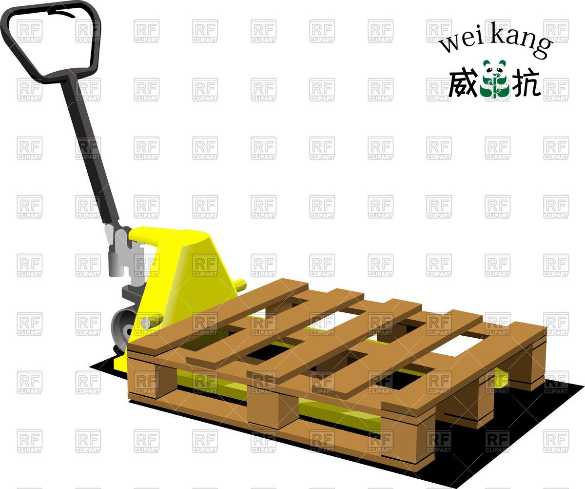 上海木質托盤敲章