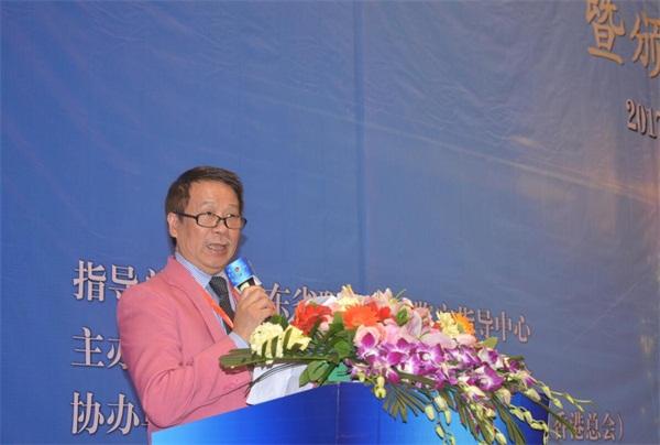 中華兩岸國際技能競賽、中華兩岸世界潮流大賽澳門主席周華建先生致辭