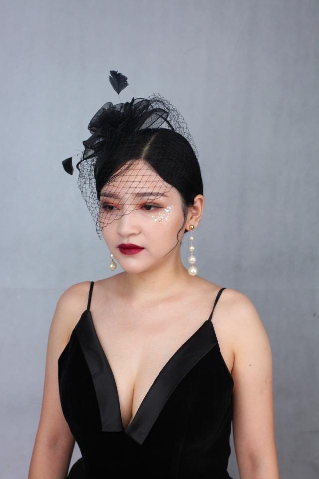 璀璨精英·第六屆化妝美甲設計大賽化妝作品5