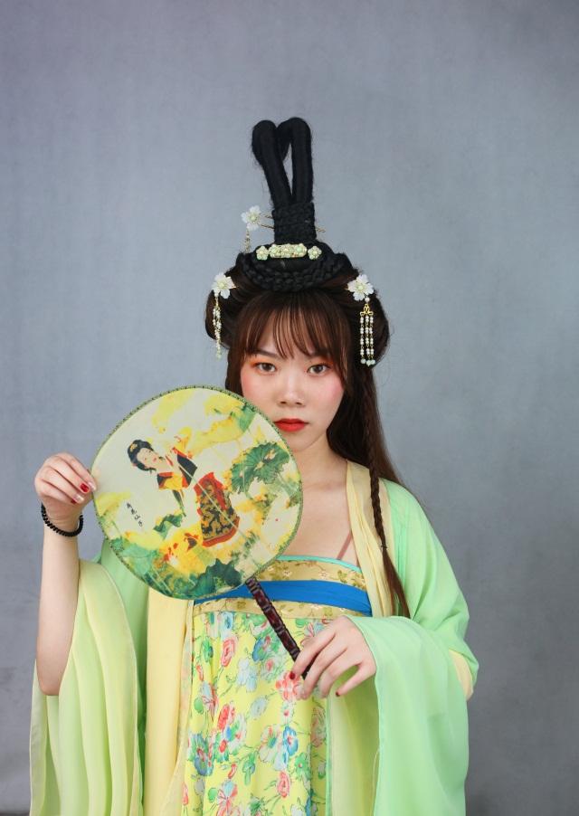 璀璨精英·第六屆化妝美甲設計大賽化妝作品6