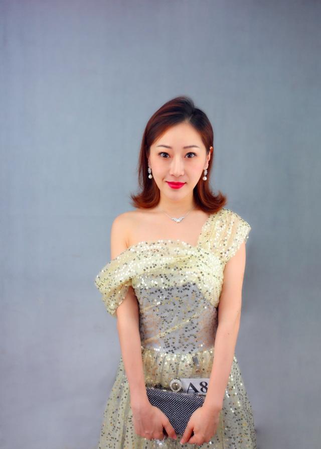 璀璨精英·第六屆化妝美甲設計大賽化妝作品10