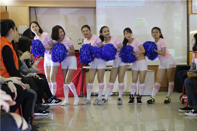 精英化妝培訓學校畢業秀舞蹈2