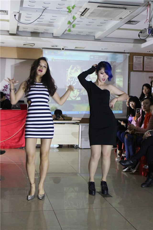 精英化妝培訓學校畢業秀舞蹈5