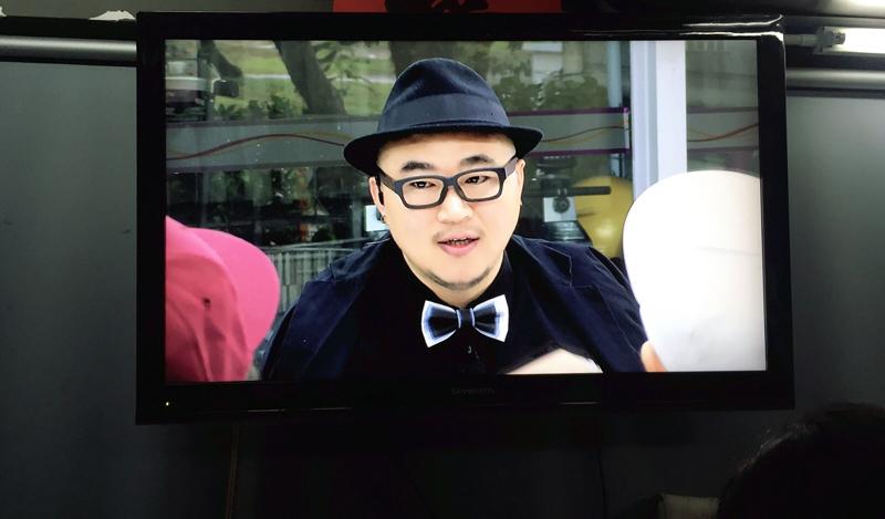 湖南衛視首席化妝師、精英學校副校長