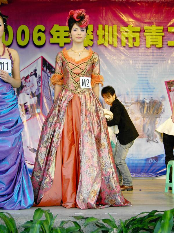 2006年深圳市青工技能鑒定大賽作品展示2