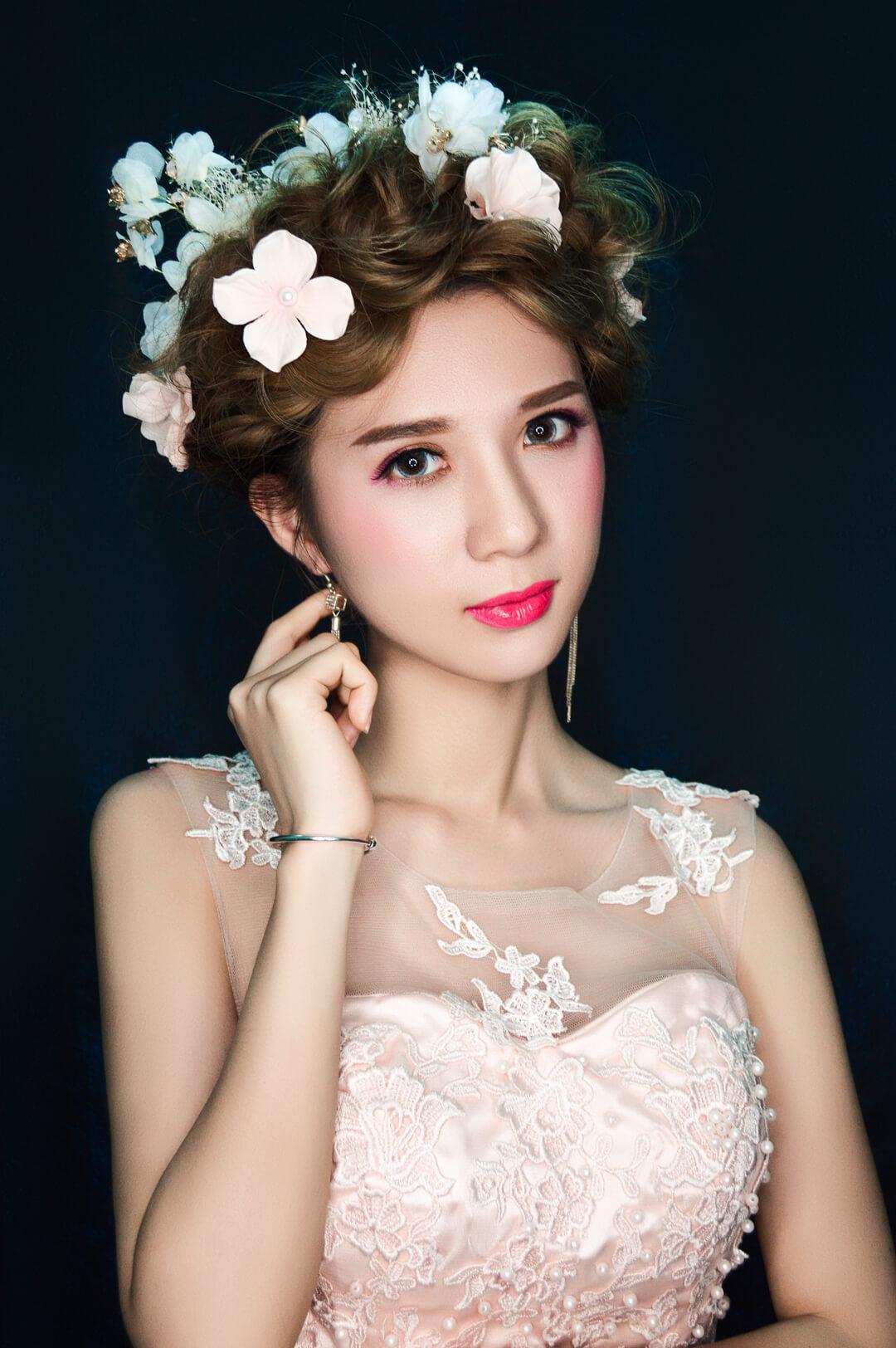 新娘妝-時尚化妝造型新娘妝