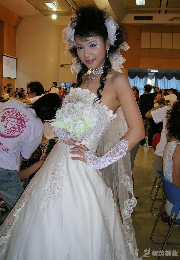 2006年廣東省美發美容技能大賽作品