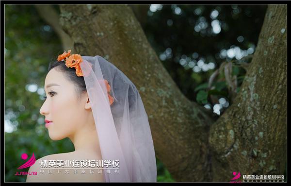 跟妝化妝新娘造型