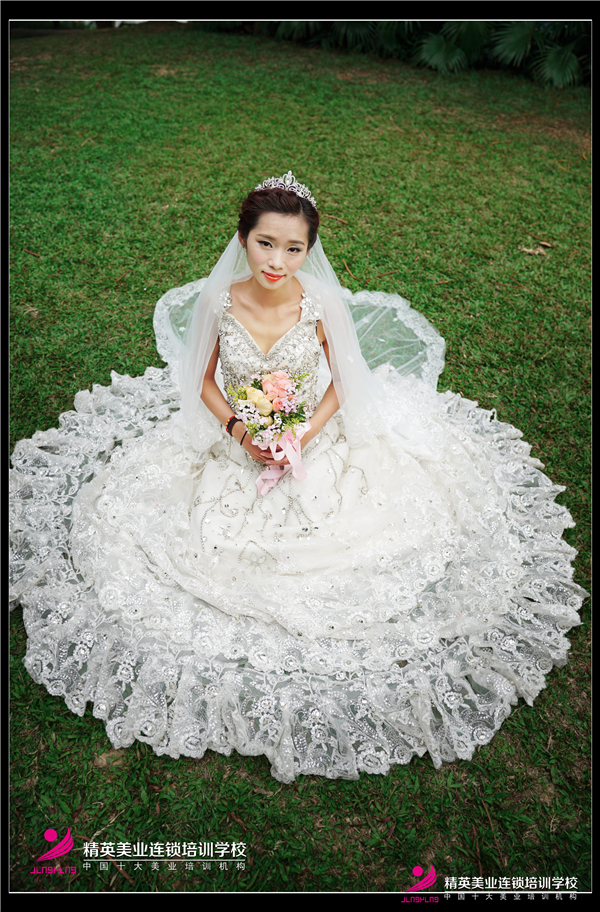 新娘化妝作品