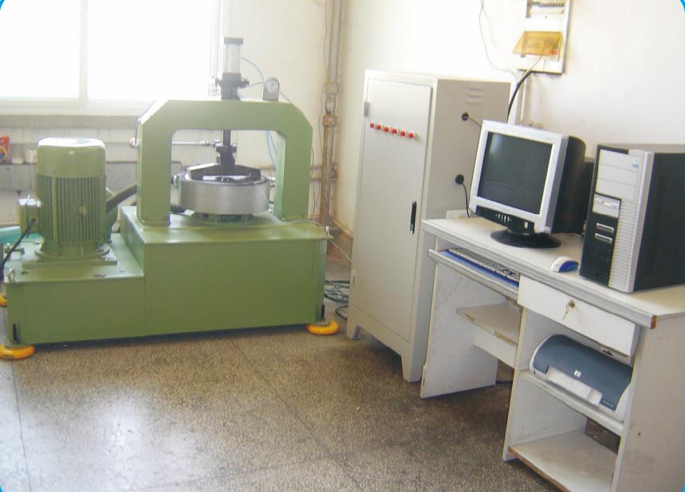 X-DMJ交流调压变速摩擦试验机