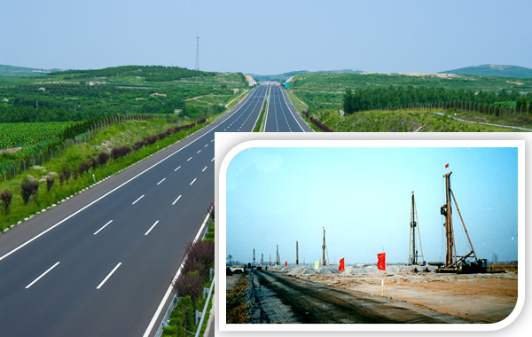 青紅高速邯鄲至冀魯界NO.5標軟基處理工程