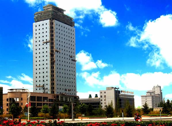 邯鄲市高開區峰煤集團辦公大樓地基處理(灌注樁)工程