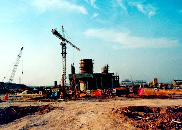 邯鋼2#高爐及附屬設施擠擴支盤灌注樁工程