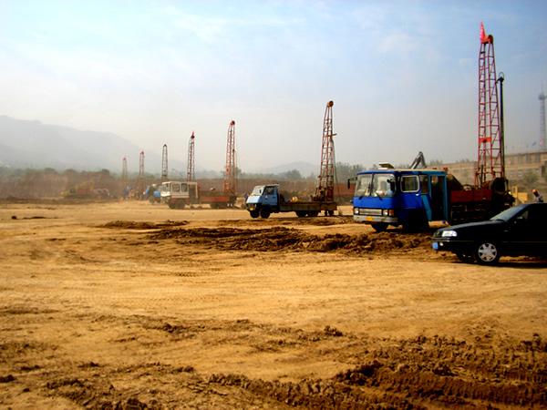 天鐵集團煉鐵新區熱軋板卷工程