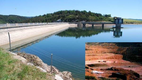 阿爾及利亞加爾加爾水壩帷幕灌漿工程