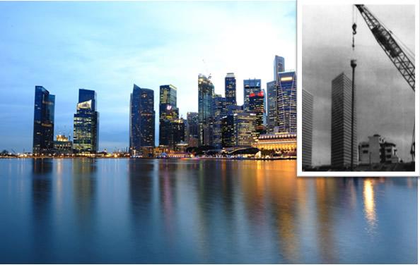 新加坡地下連續牆
