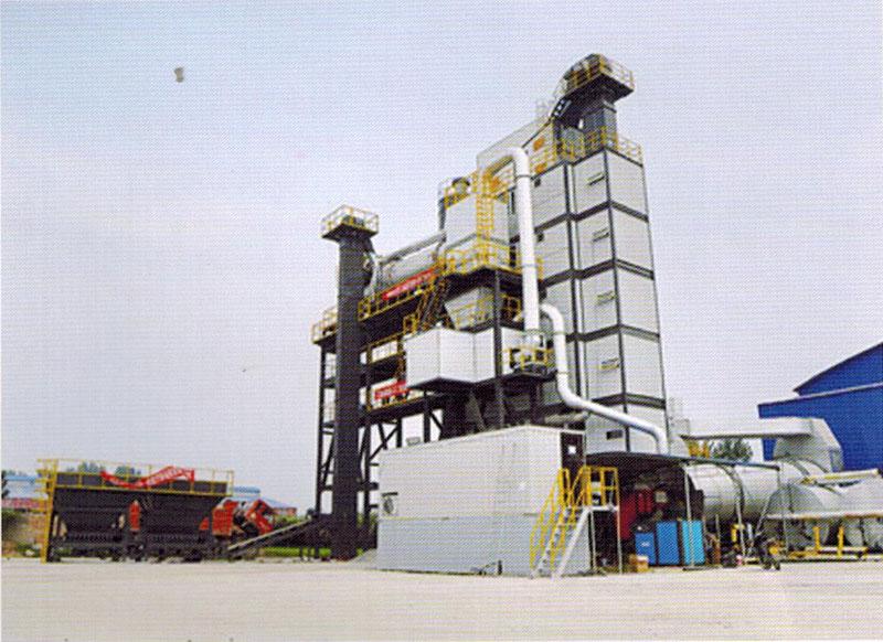 RLB沥青热再生设备1