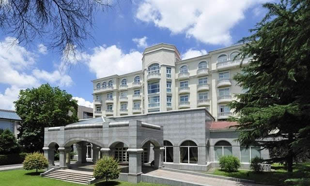 上海虹桥迎宾馆