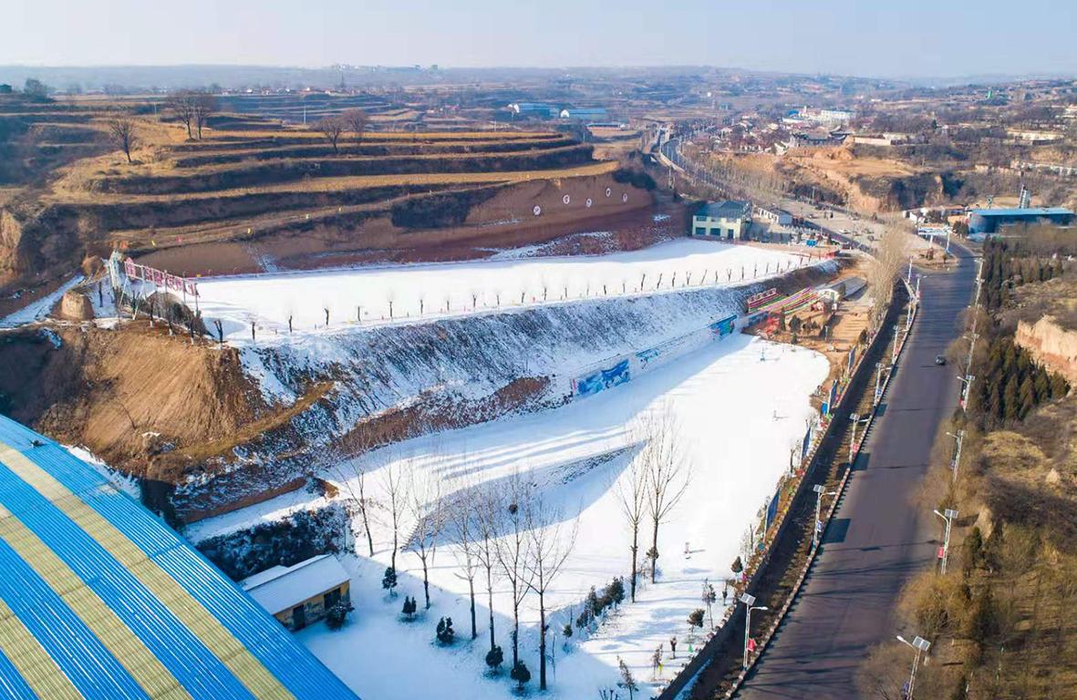 滑雪场规划