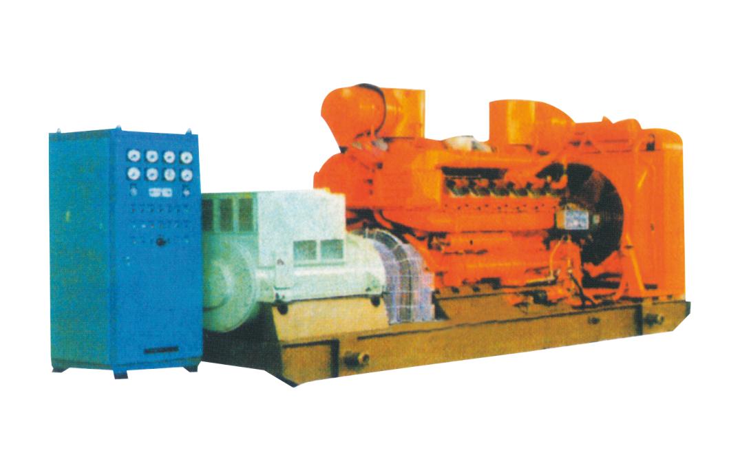 濟南馳動牌Z190190陸用發電機組