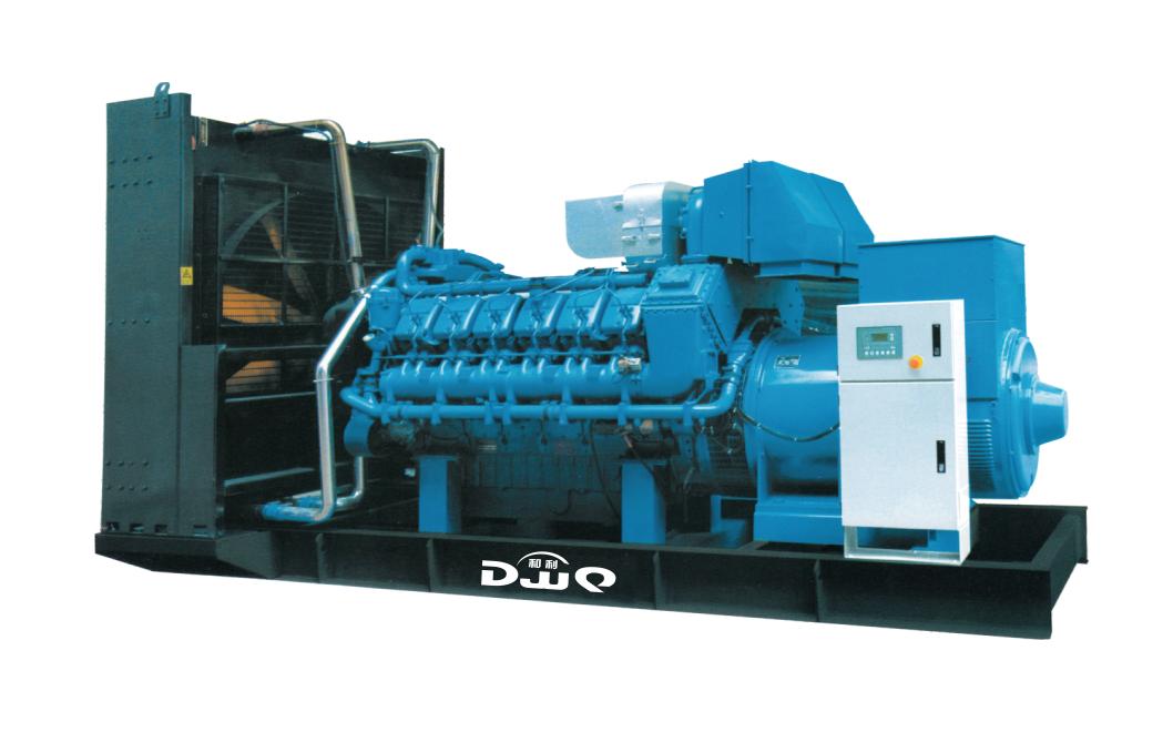 大江HLT系列柴油發電機