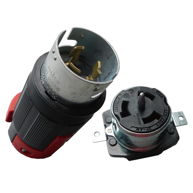 大电流防脱插座主图2