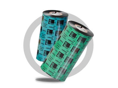 斑馬碳帶、蠟基碳帶、樹脂碳帶、混合碳帶、ZEBRA碳帶、ZEBRA耗材、斑馬耗材