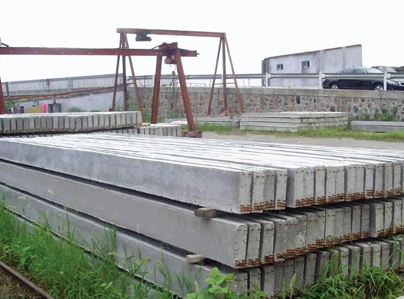 水泥混凝土構件-屋面木行條