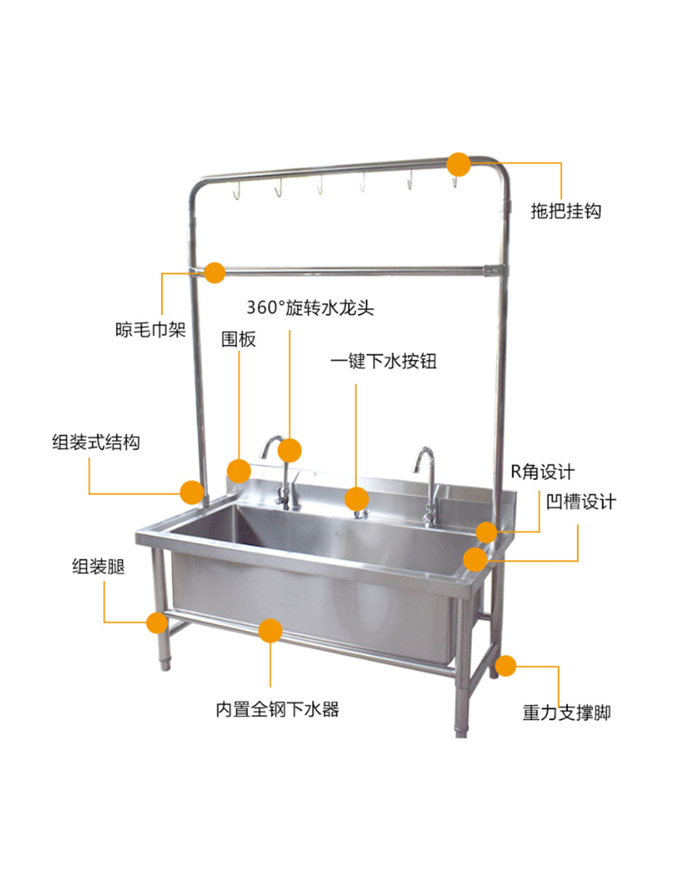 男人和女人关系越来越远的图片钢洗涮池拖把池定做