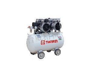 臺威移動式螺桿式空氣壓縮機