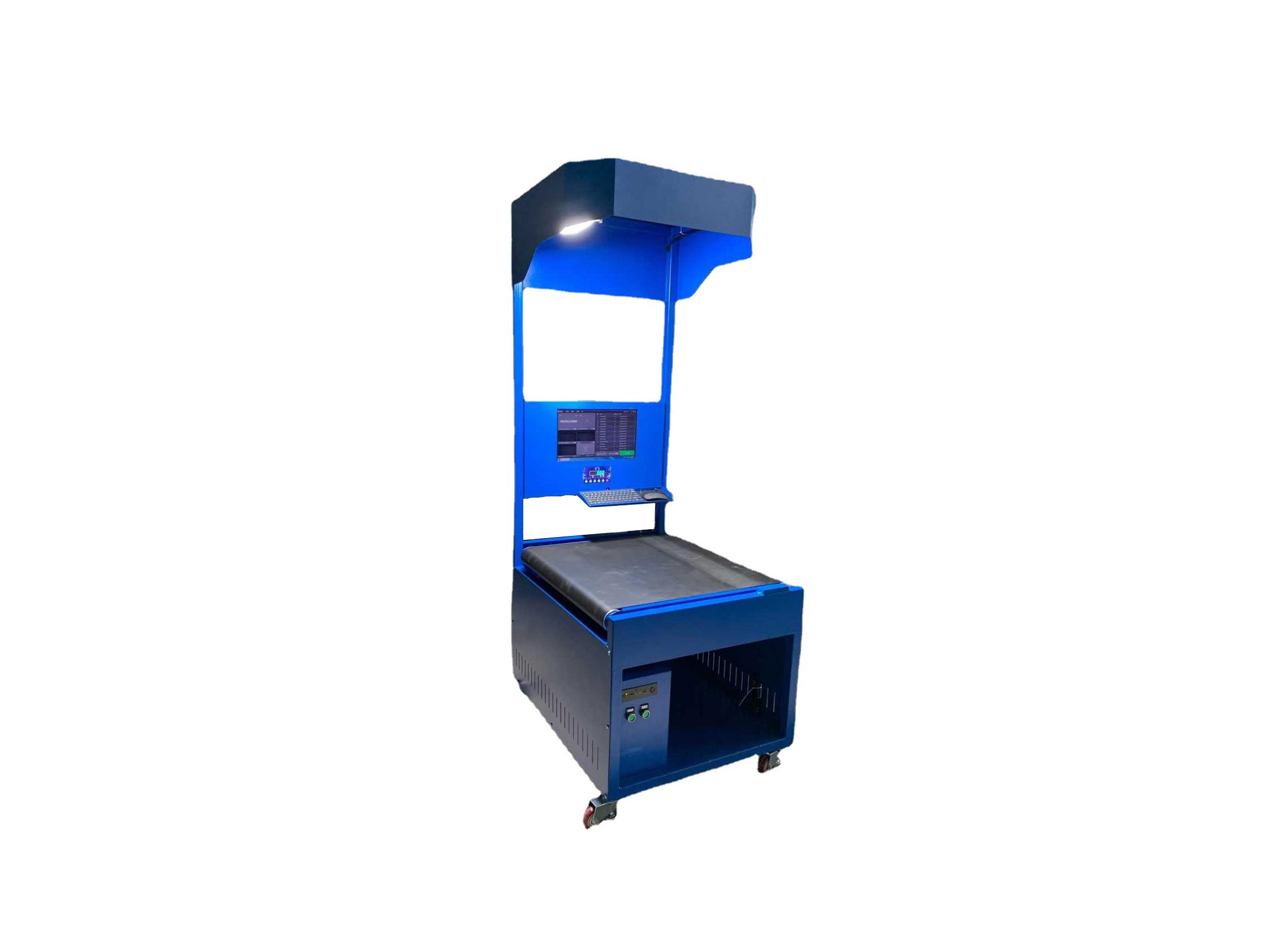 掃碼稱重一體機物流快遞電商用自動識別分揀測體積掃條碼動態稱重