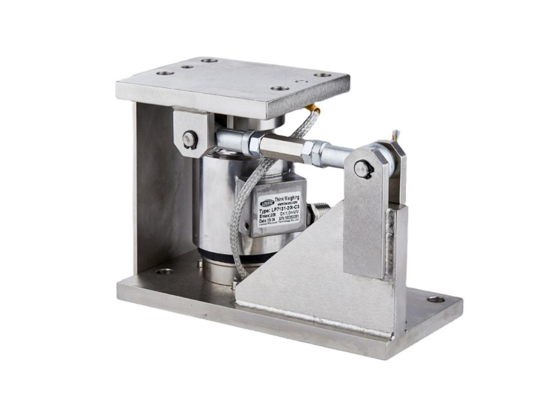 反應釜料灌用稱重模塊精度高1~50T化工用304不銹鋼稱重傳感器模塊