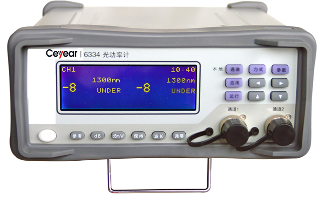 通信類-6334A光功率計
