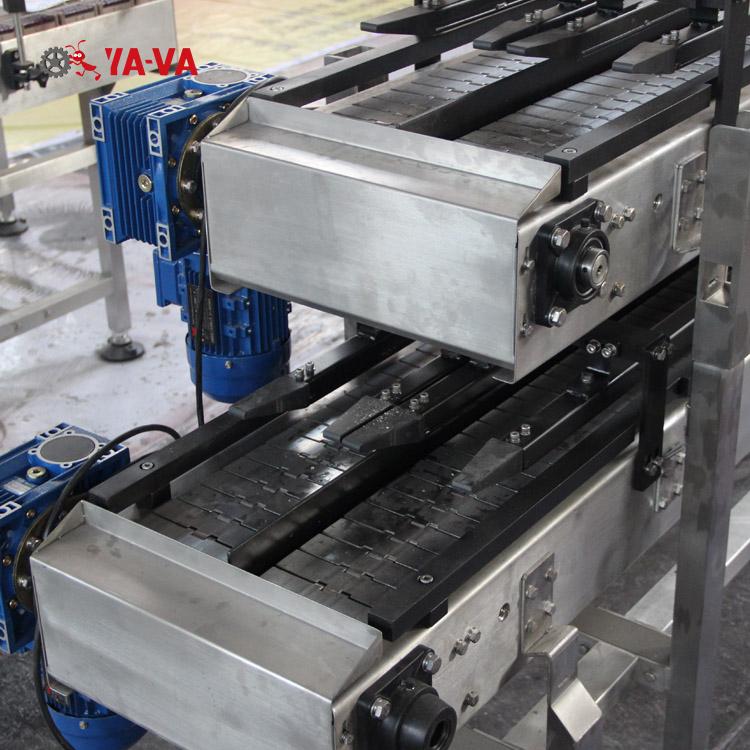 不銹鋼鏈板輸送機-2