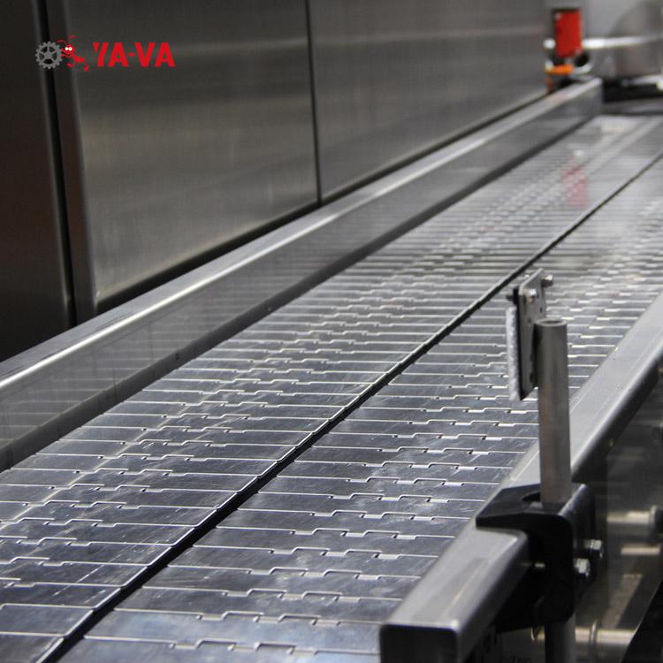 不銹鋼鏈板輸送機-4