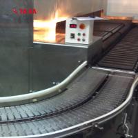 不銹鋼鏈板輸送機-5