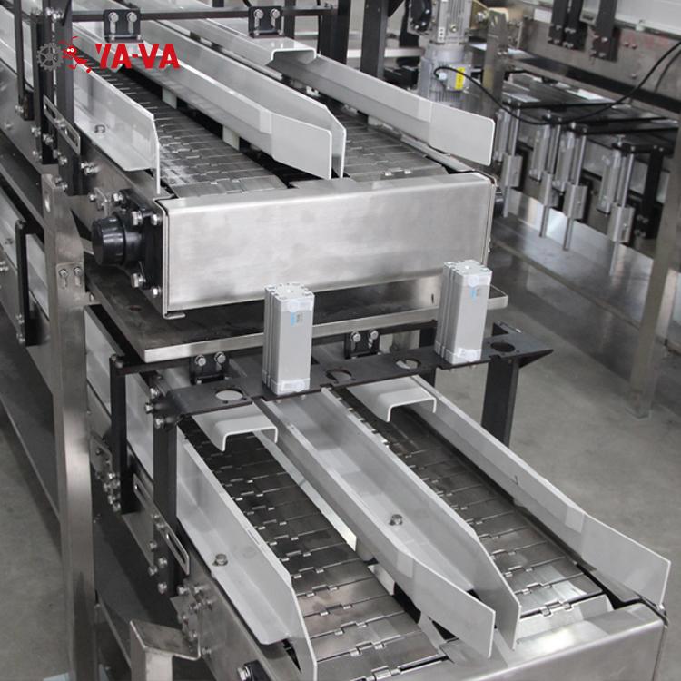 雙層不銹鋼鏈板線18.12.1-3