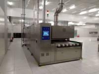 壓網式超聲波清洗設備3-3C行業-清洗膠框
