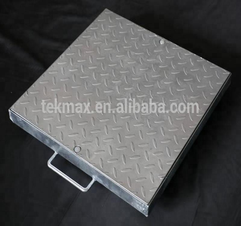 嵌入式井盖-C1热浸镀锌