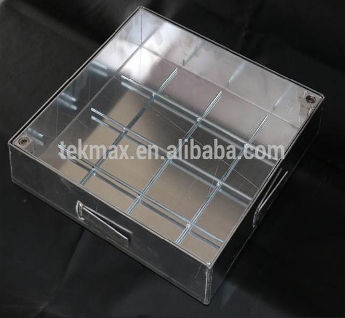 铝制嵌入式人孔盖-A1