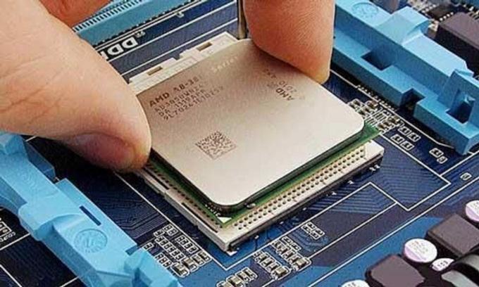 CPU加密