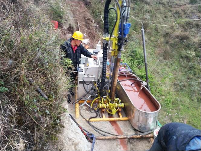 水利水电勘察钻探施工