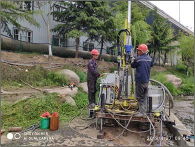 城市地下空间调查工程勘察钻探