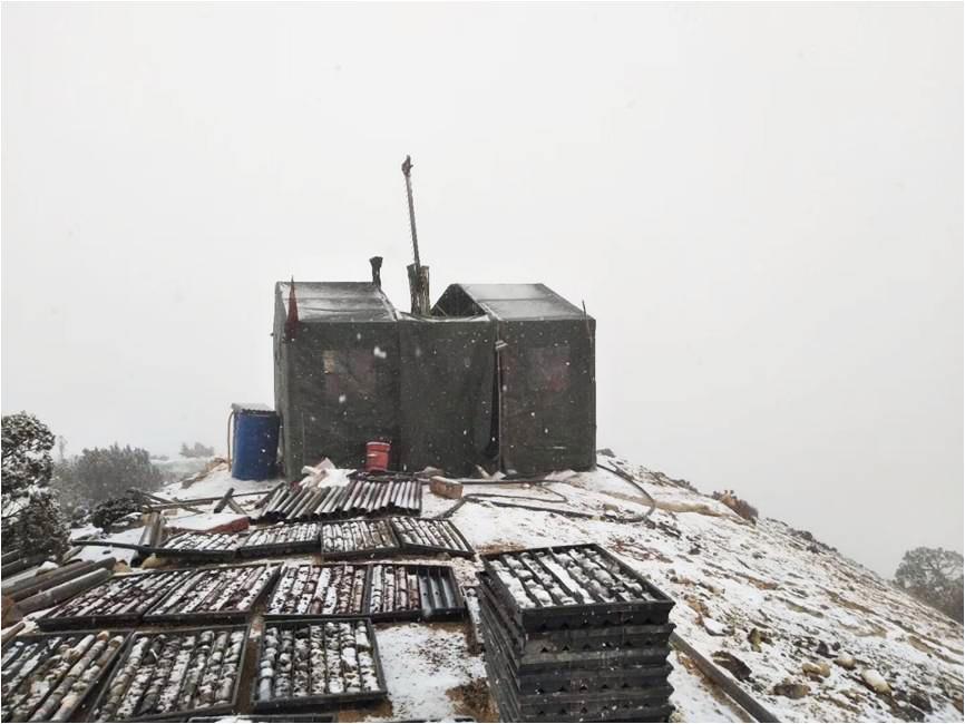 高海拔高寒地区施工