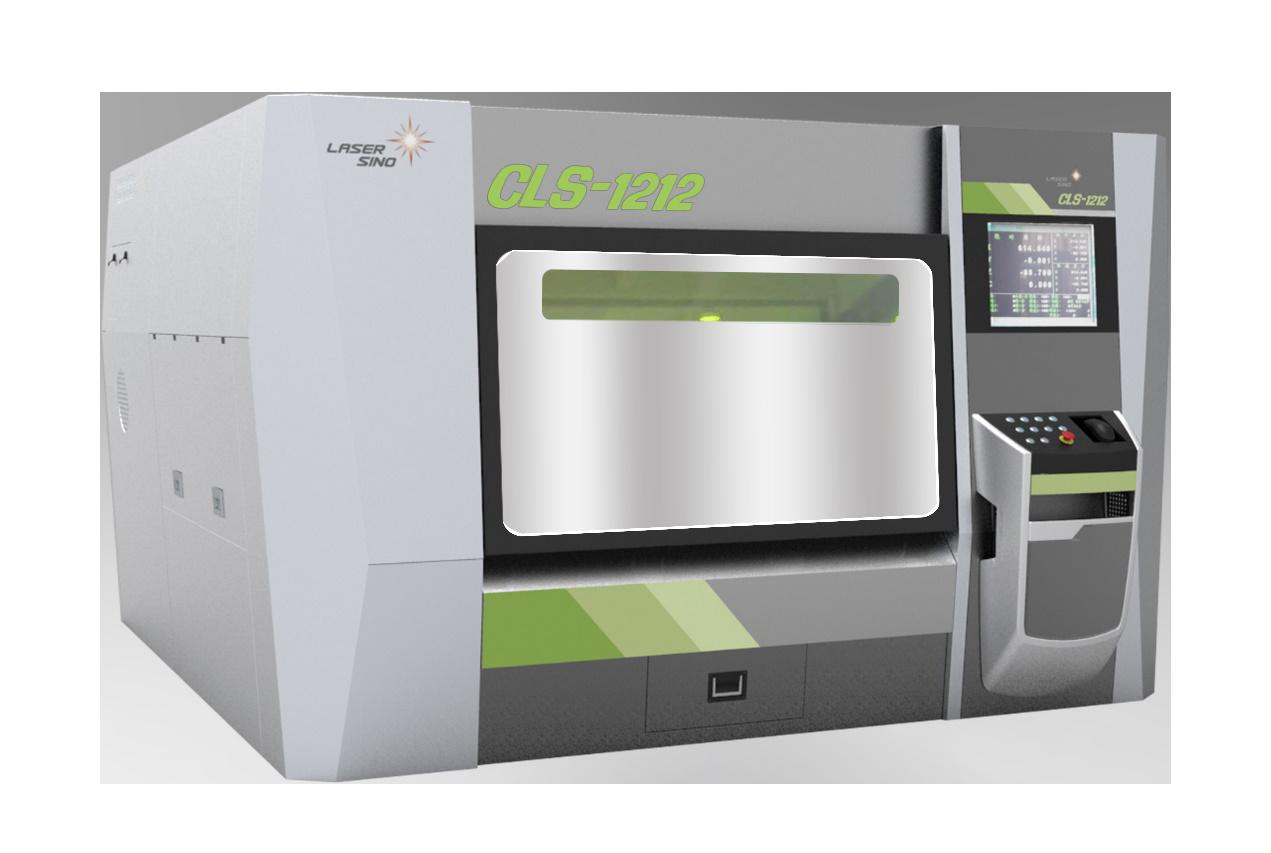 CLS1212大功率光纤激光金属切割机