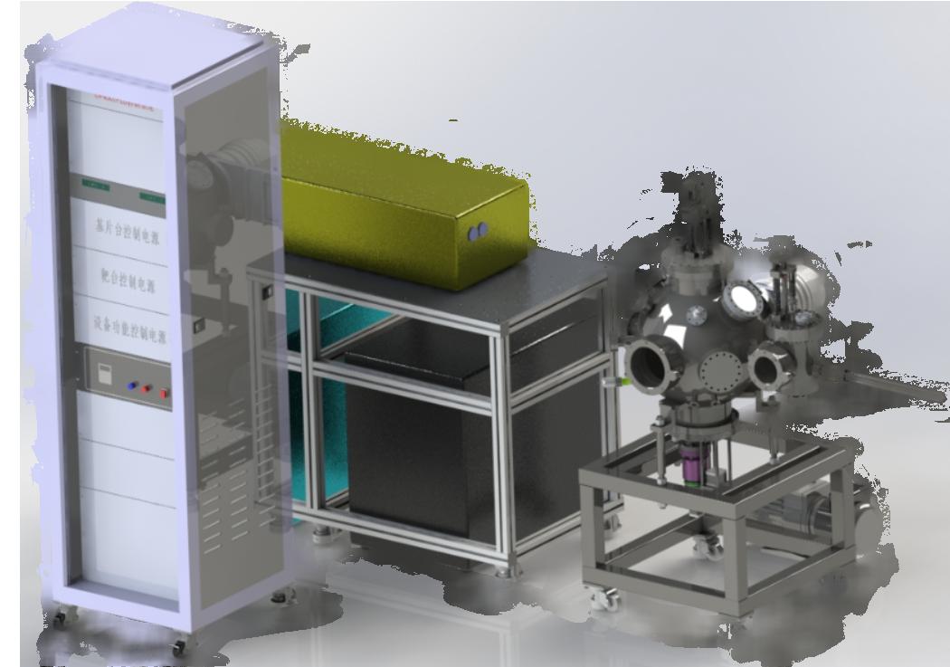 PLD激光制膜设备