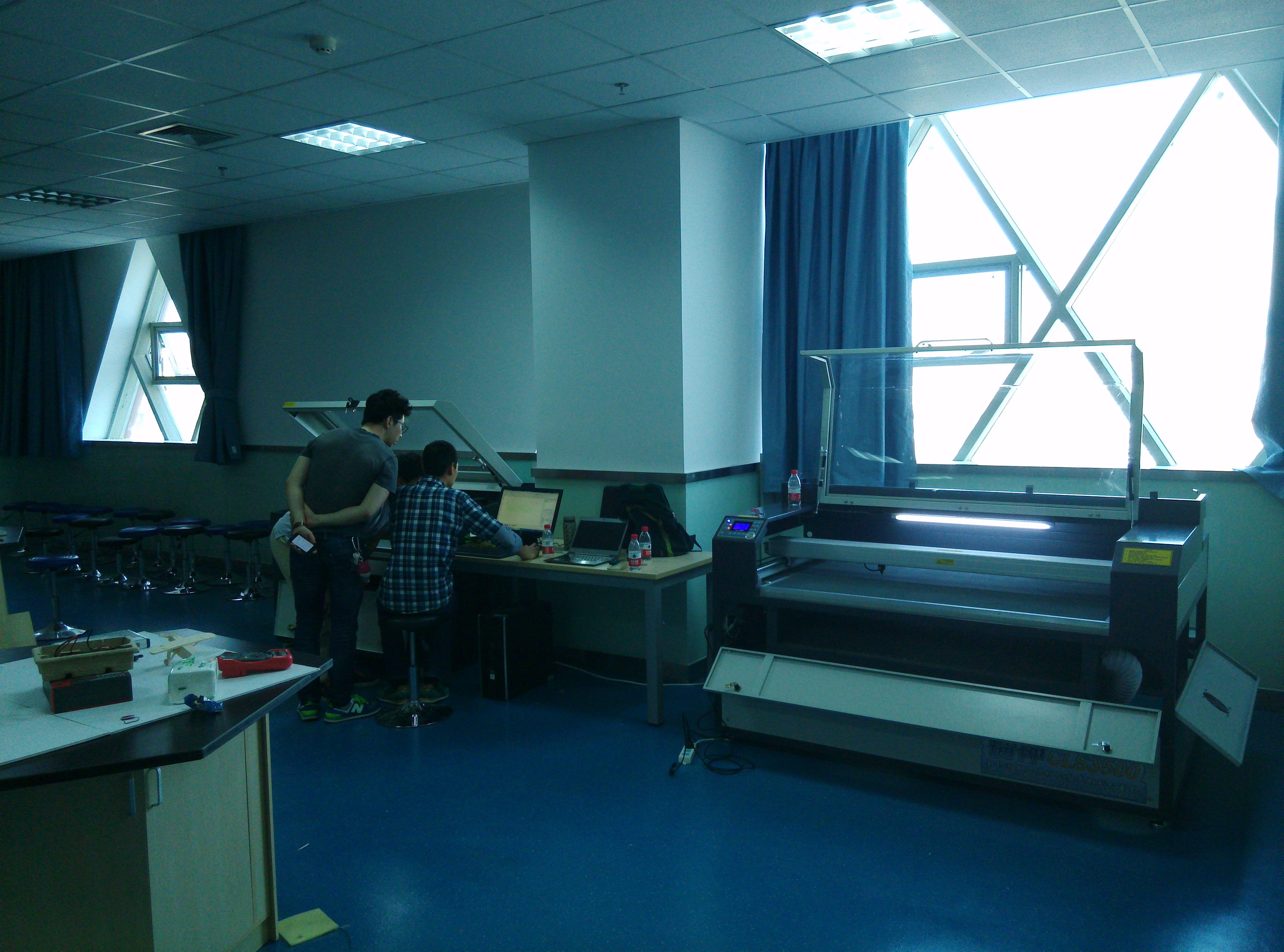 克拉玛依青少年科技活动中心